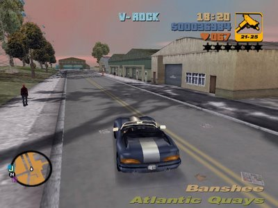 Carro no GTA III