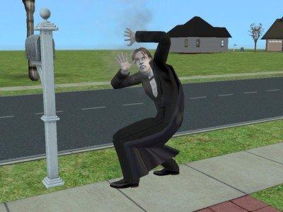 Vampiro The Sims 2 Vida Noturna
