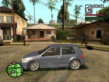Baixxar Golf para GTA