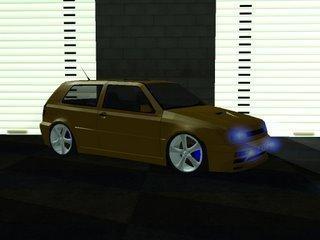 Carros tunados para GTa San Andreas