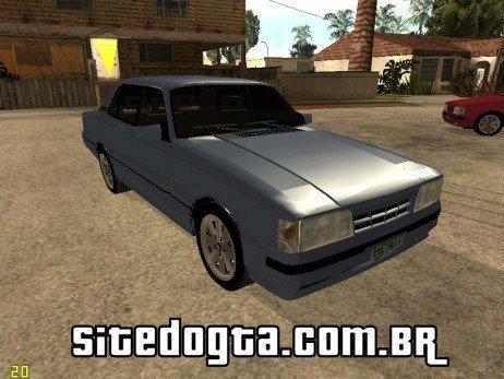 Carros brasileiros para GTA San Andreas