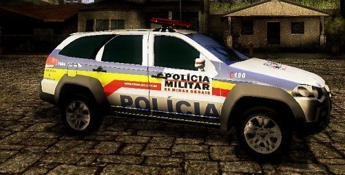 Palio Weekend para GTA San Andreas