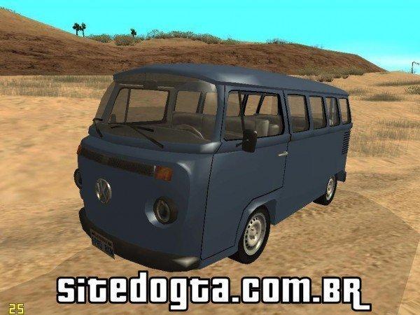 Carros brasileiros no GTA San Andreas
