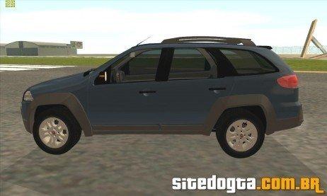 Carros brasileiros da Fiat para GTA San Andreas