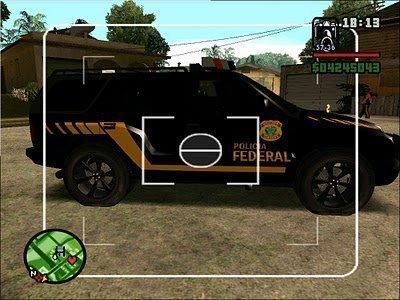 Mods de veículos da PF para GTA