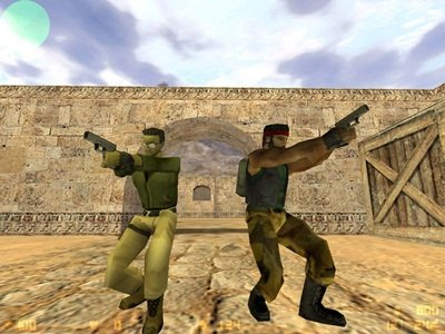 Screenshot de Counter Strike