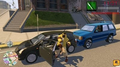 Screenshot de GTA