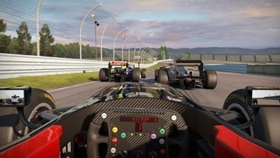 Screenshot Project Cars