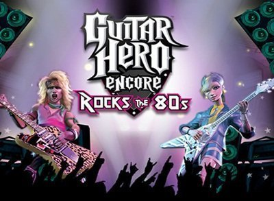 Guitar Hero Encore Roks the 80s