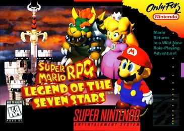 Dicas e macetes do jogo Super Mario RPG: Legend of the Seven Stars