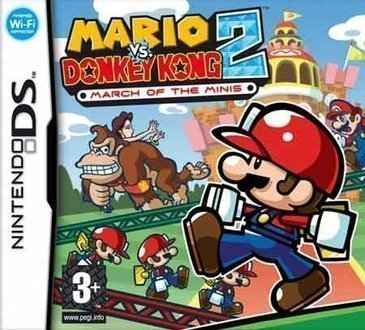 Dicas e macetes do jogo Mario vs. Donkey Kong 2: March of the Minis
