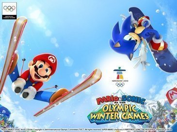 Dicas e Macetes do jogo Mario & Sonic at the Olympic Winter Games
