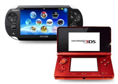 Nintendo 3DS ou Sony PS Vita