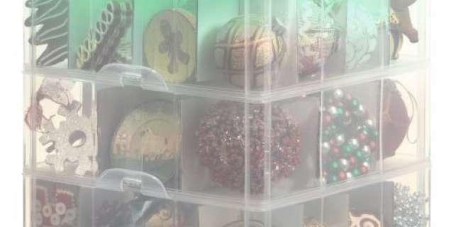 Como guardar árvores, bolas e enfeites de natal?