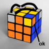 Como resolver um cubo mágico?