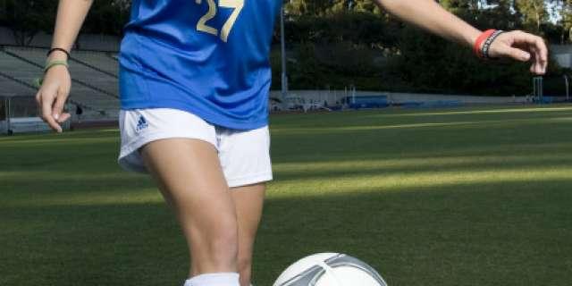 Como ser jogadora de futebol feminino?