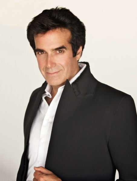 Sucesso de David Copperfield