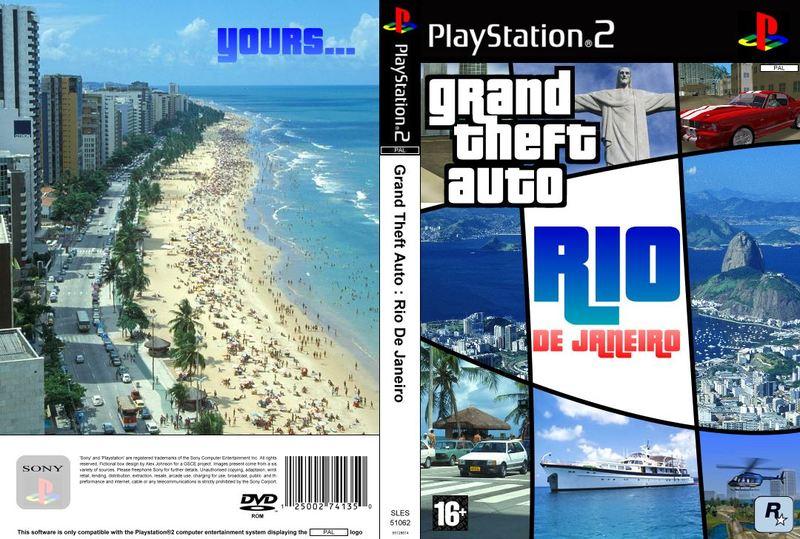 GTA GTA Rio de Janeiro
